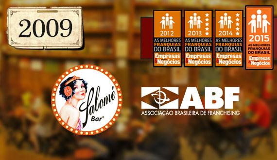 Historia Salome Bar desde 2009