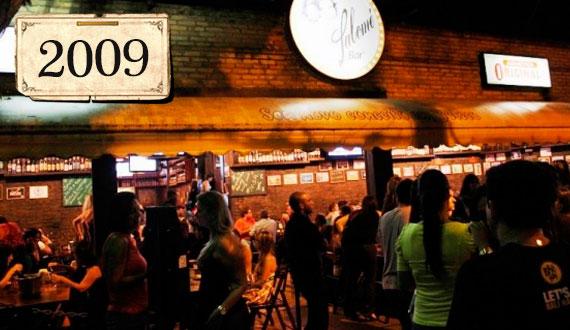 Revitalização Salomé Bar