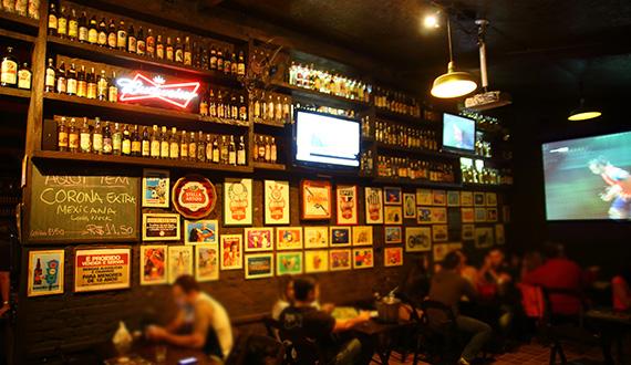 Interior Salome Bar Sorocaba