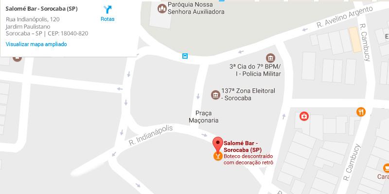 mapa-salome-bar-sorocaba